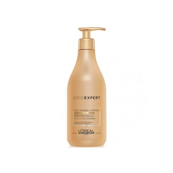 L'Oreal Care & Styling L'Oréal Serie Expert Absolut Repair Gold Shampooing 500ml