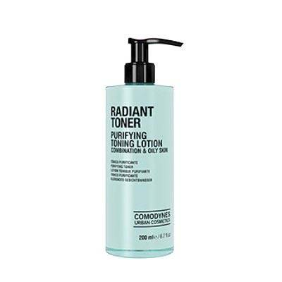 2067468 Comodynes Radiant Toner Lotion Tonique Purifiante 200ml