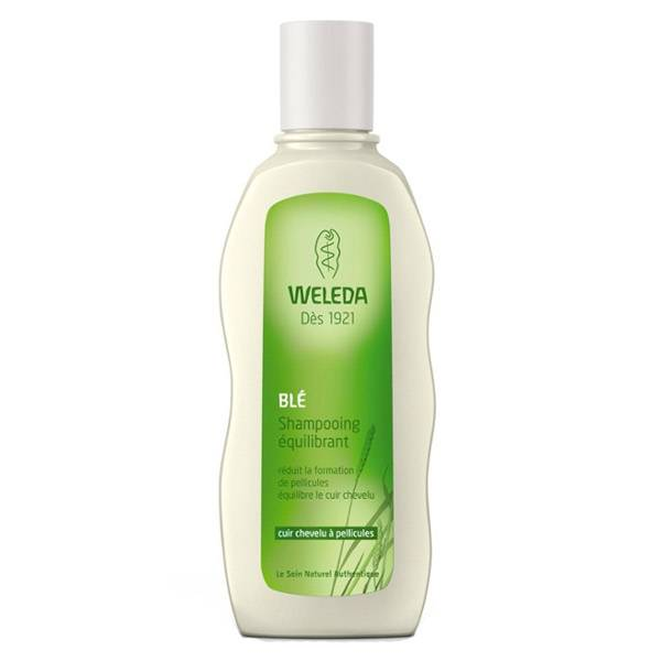 5152128 Weleda Blé Shampooing Equilibrant 190ml