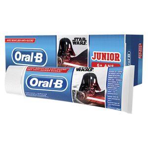 Oral-B Dentifrice Junior Star Wars +6ans 75ml - Publicité