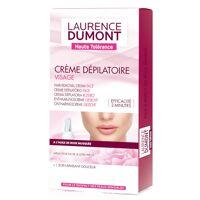 Laurence Dumont Haute Tolérance Crème Dépilatoire Visage 20ml <br /><b>6.80 EUR</b> Santédiscount
