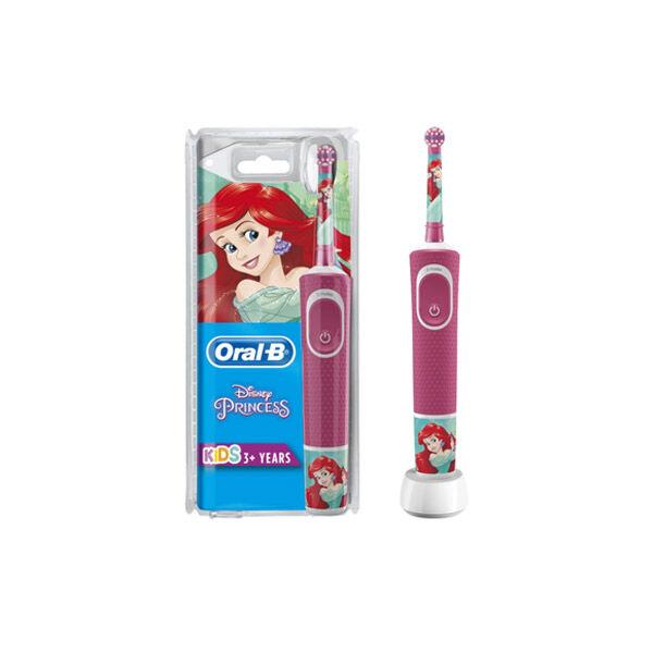 Oral B Brosse à Dents Electrique Enfants Princesse +3ans