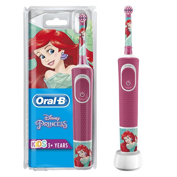Oral-B Brosse à Dents Électrique Kids Princesses +3ans