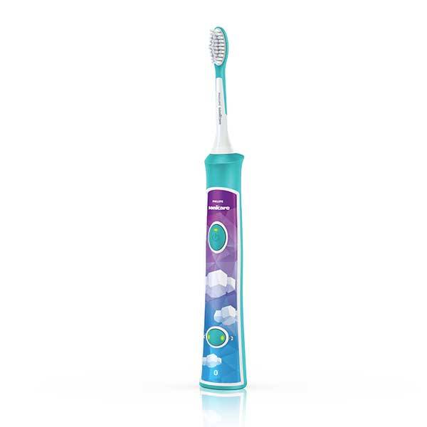 Philips Sonicare for Kids Brosse à Dents Rechargeable Bleue Turquoise