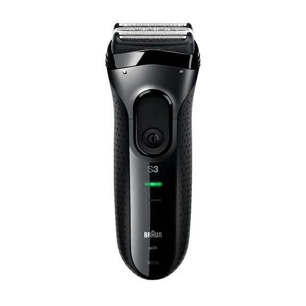 Braun Rasoir Series 3 3020 Noir
