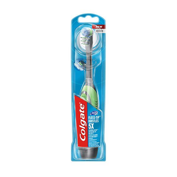 Colgate 360 Brosse à Dents Electrique