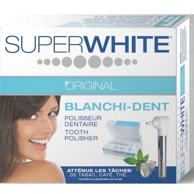 SuperWhite Original Blanchi-Dent Coffret
