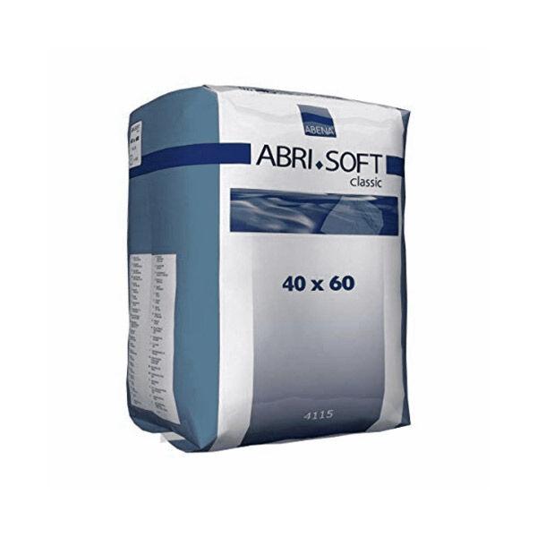 Abena Frantex Abri-Soft Alèse Jetable Classic 40 x 60cm 900ml 60 unités