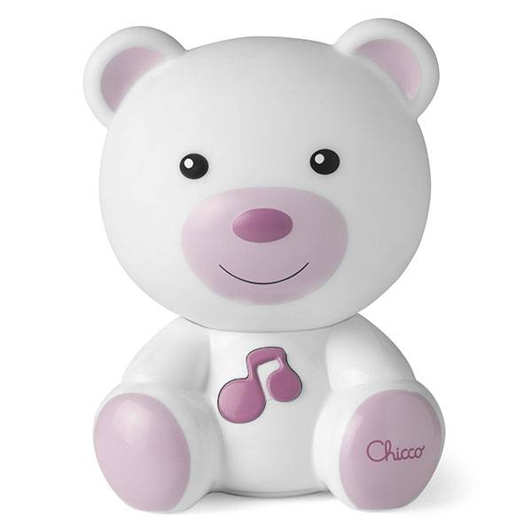 Chicco First Dreams Veilleuse Musicale Dreamlight Rose