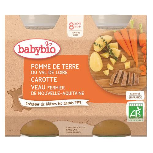 Babybio Menu du Jour Pot Pomme d...