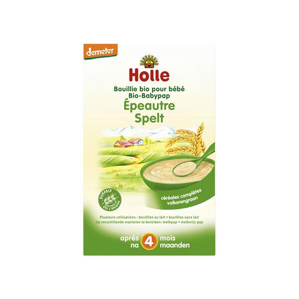 Holle Bouillie Epeautre Bio +4m 250g