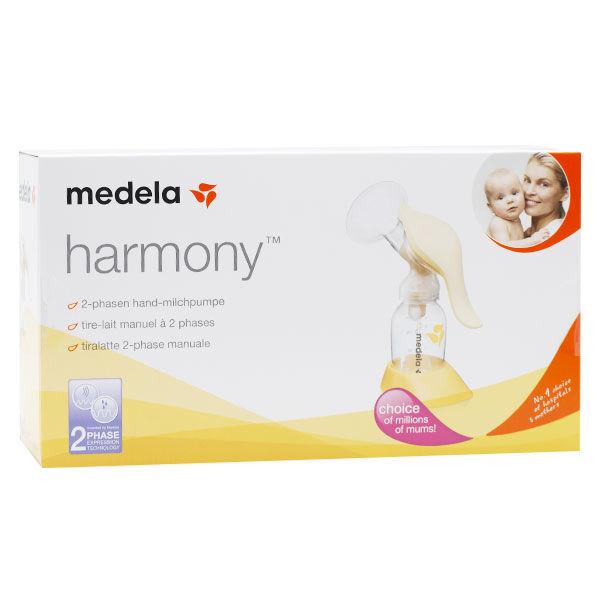 Medela Harmony Tire-Lait Manuel 2 Phases