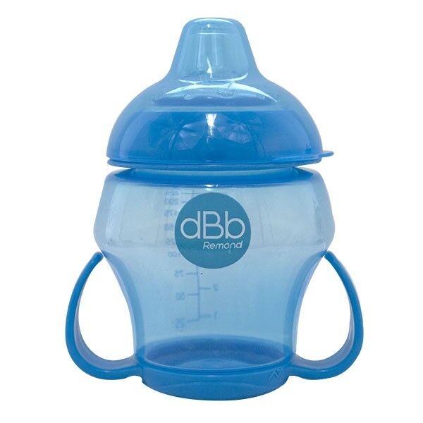 dBb Remond Babytasse Bleu Translucide 4 Mois +