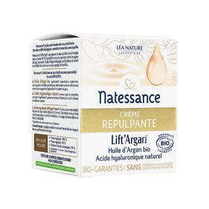 Natessance Lift'Argan Crème Repulpante Bio 50ml
