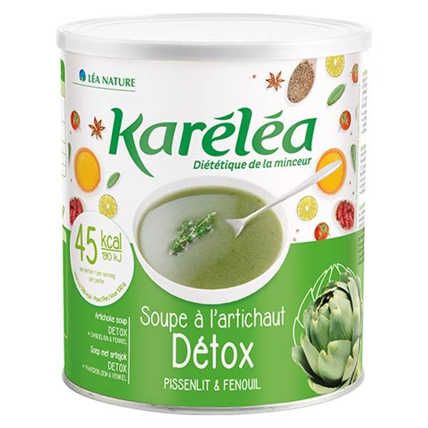 Karéléa Soupes Minceur Soupe à l'Artichaut 300g