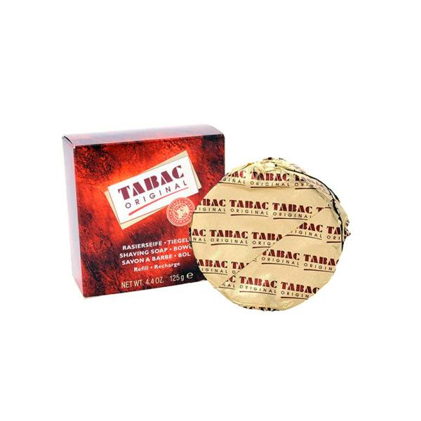 Tabac Original Recharge Savon à Barbe Bol 125g