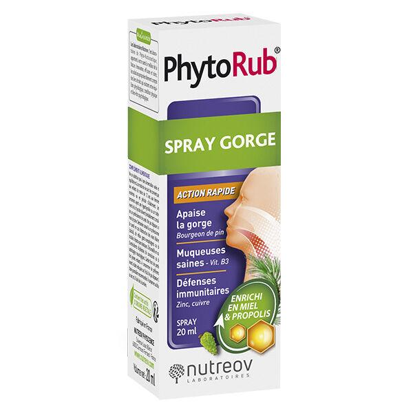 Nutreov Physcience PhytoRub Spray Gorge 20ml