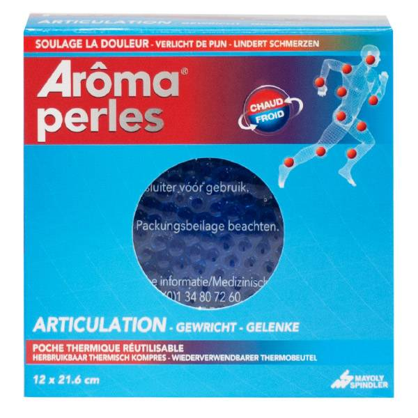 Arôma Perles Poche Gel Chaud/Froid - Articulations