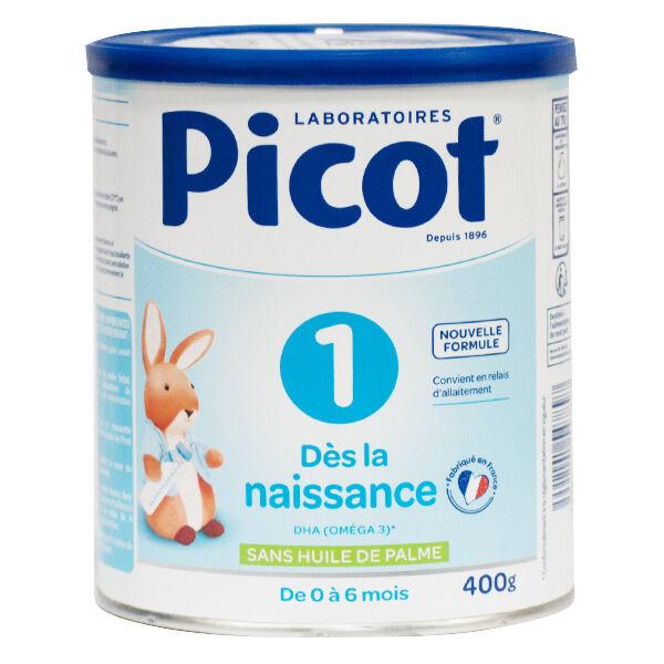 Picot Standard 1er Age 0-6m 400g