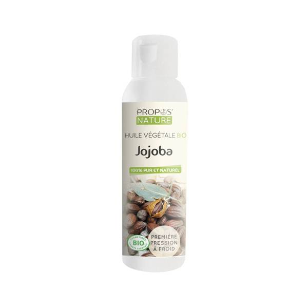 Propos'Nature Propos' Nature Aroma-Phytothérapie Huile Végétale Jojoba Bio 100ml