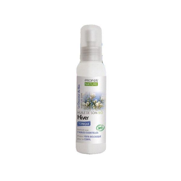 Propos'Nature Propos' Nature Cosmétique Huile de Soin Hiver Tonique Bio 100ml