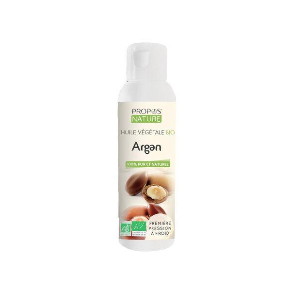 Propos'Nature Huile Végétale Argan Bio 100ml