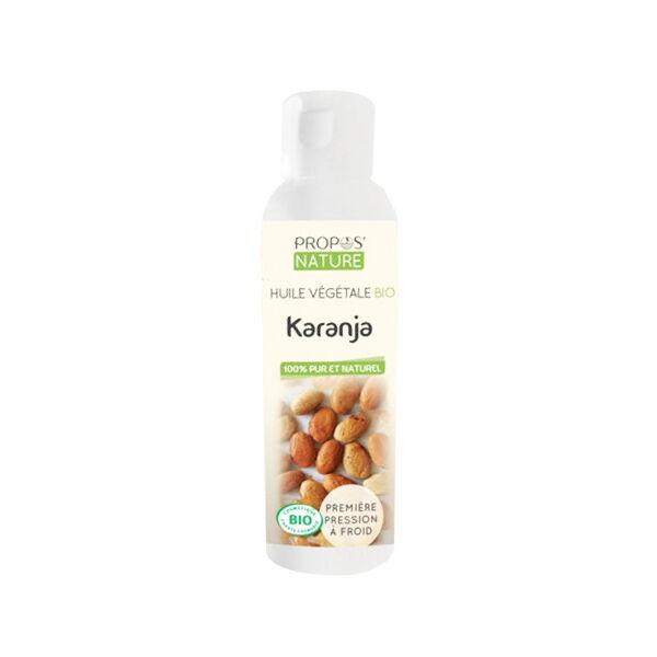 Propos'Nature Huile Végétale Karanja Bio 100ml