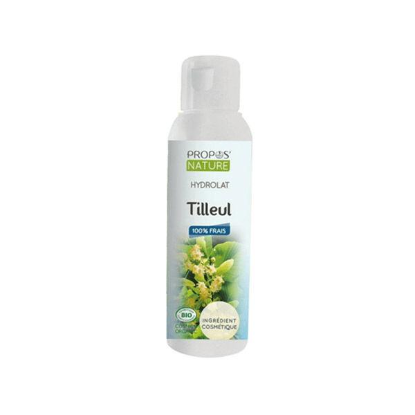 Propos'Nature Hydrolat Tilleul Bio 100ml