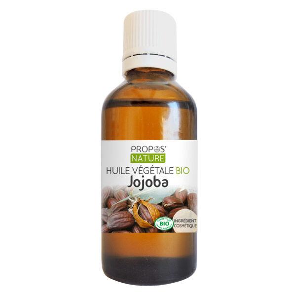 Propos'Nature Propos' Nature Aroma-Phytothérapie Huile Végétale Jojoba Bio 50ml