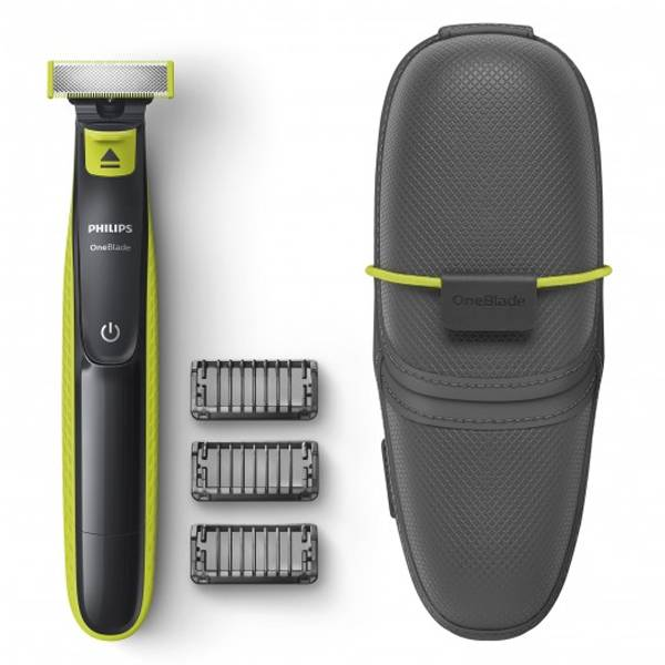 Philips Tondeuse One Blade 3 Sabots + Etui