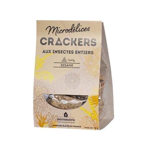 Micronutris Crackers Sésame 90g
