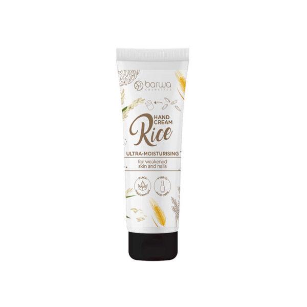 Barwa Naturel Crème Mains Protéines de Riz 75ml