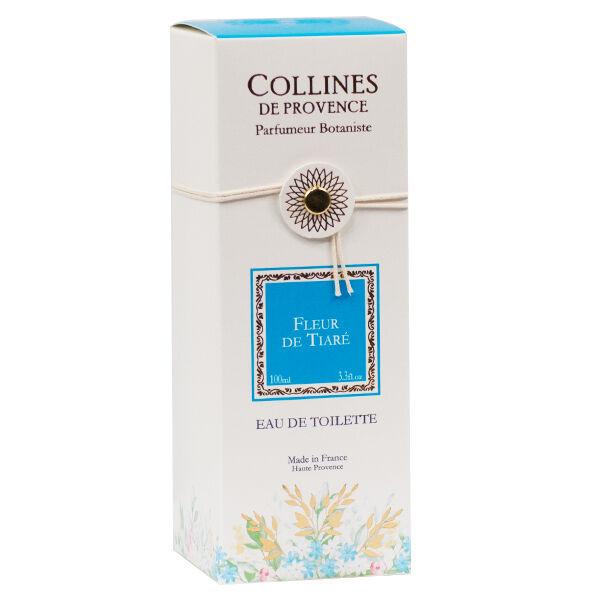 Collines de Provence Eau de Toilette Fleur de Tiaré 100ml
