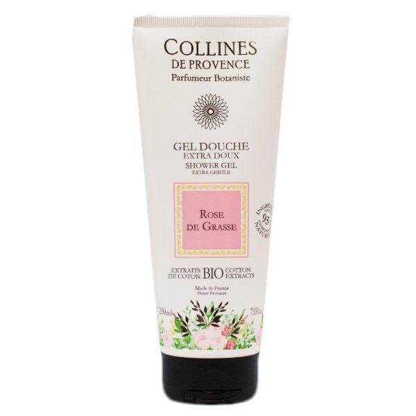 Collines de Provence Gel Douche Rose de Grasse 200ml