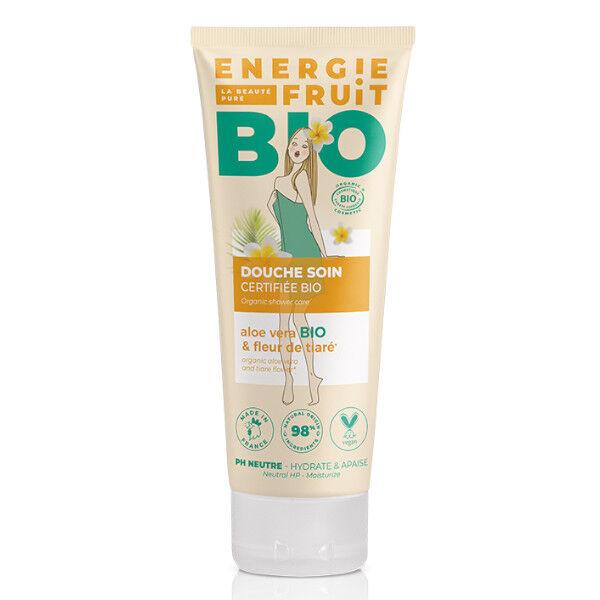 Energie Fruit Gel Douche Fleur de Tiaré & Aloe Vera Bio 200ml