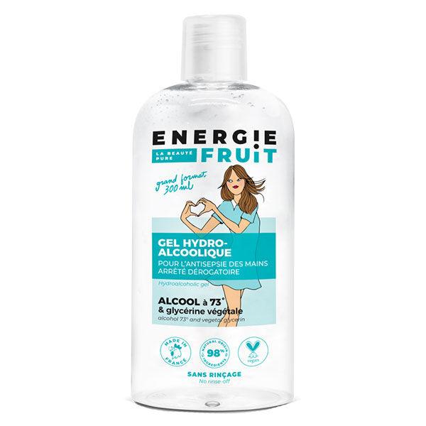 Energie Fruit Gel Hydroalcoolique sans Rinçage 300ml