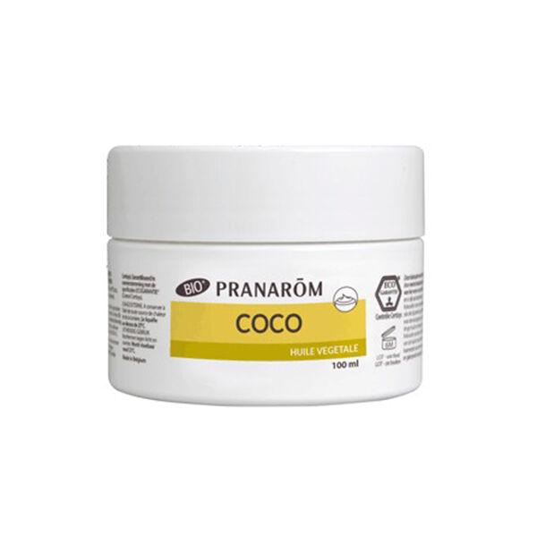 Pranarom Huile Végétale Coco Bio 100ml