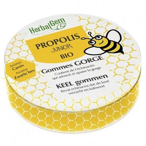 Herbalgem Propolis Junior Gommes Bio 45g
