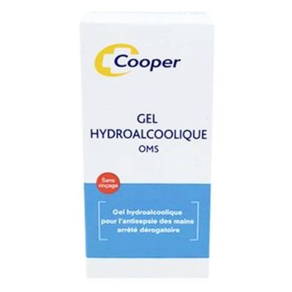 Cooper Gel Hydroalcoolique OMS 90ml