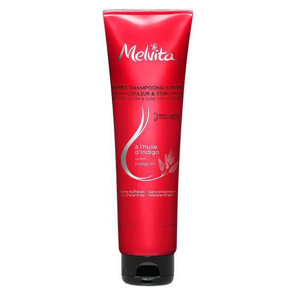 Melvita Indigo Après-Shampooing Expert Couleur et Soin Bio 150ml