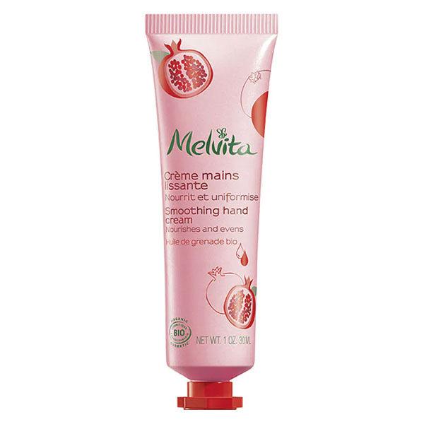 Melvita Crème Mains Lissante Grenade Bio 30ml