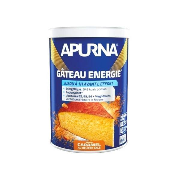 Apurna Gâteau Energie Caramel 400g