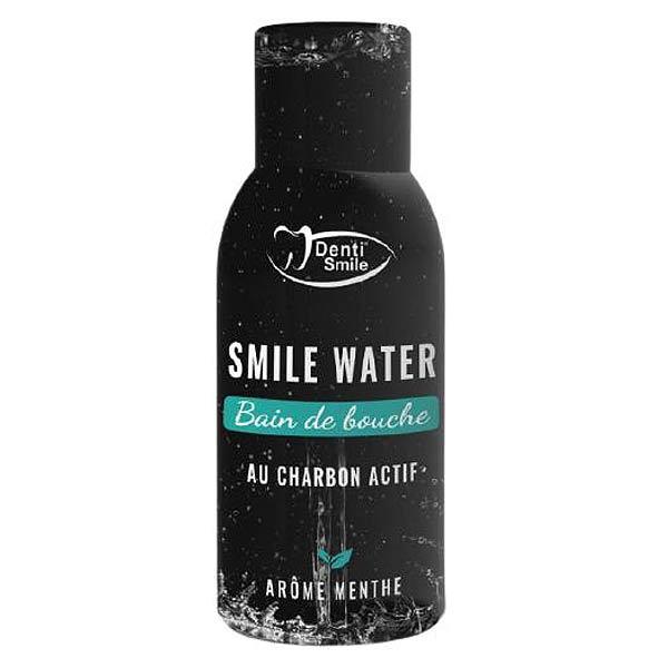 Denti Smile Bain de Bouche au Charbon Actif 300ml
