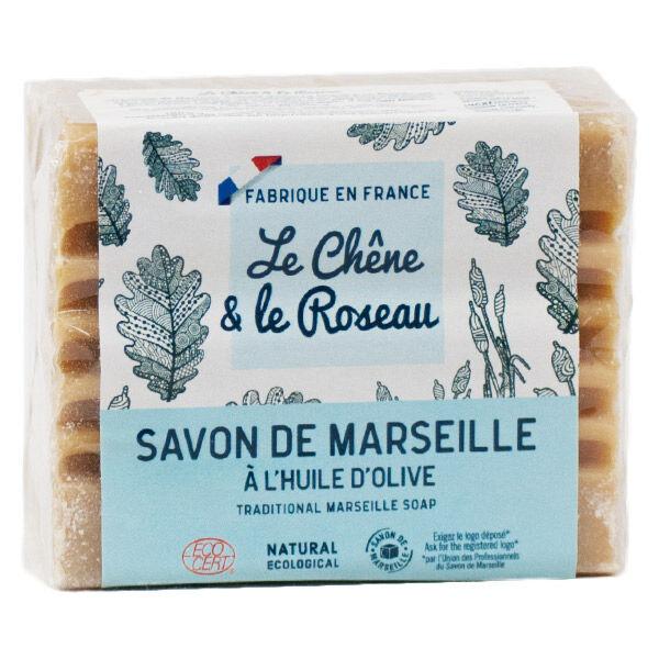 Le Chêne et le Roseau Savon de Marseille à l'Huile d'Olive 250g