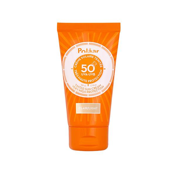 Polaar Solaire Crème Teintée SPF50+ 50ml