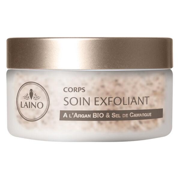 Laino Soin Exfoliant Argan & Sel de Camargue 150g