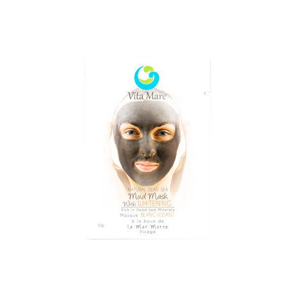 Vita Maré Masque Blanchissant à la Boue de la Mer Morte 50g