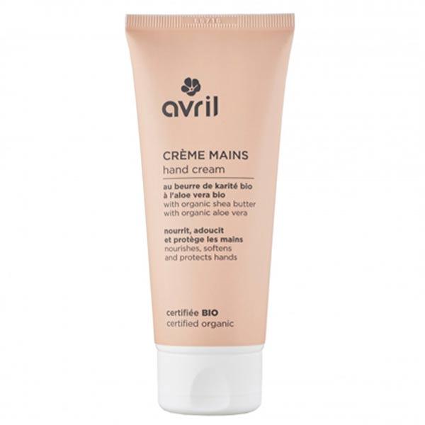 Avril Corps Crème Mains Bio 100ml