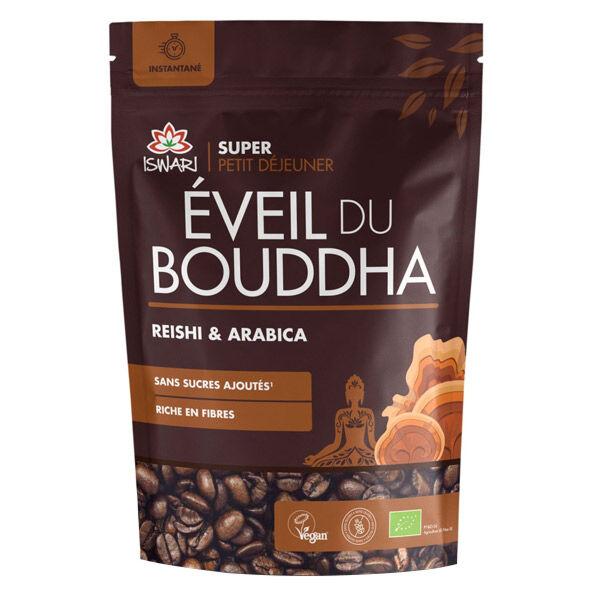 Iswari Eveil du Bouddha Reishi & Arabica Bio 360g