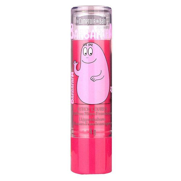 Le Comptoir du Bain Stick à Lèvres Barbapapa Mûre-Framboise 4g